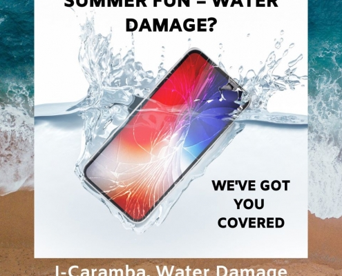 i-Caramba water damage We Got Your Covered